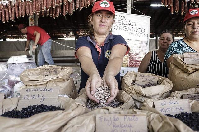 Coco babaçu, pequi e mel da Jataí: o que encontrar na 3ª Feira da Reforma Agrária?