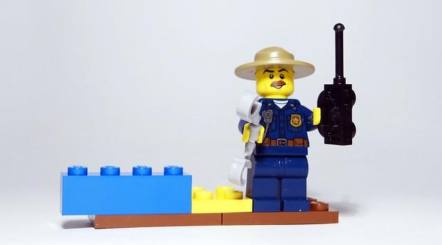 RECENZJA LEGO® City. Witamy w policji (9)