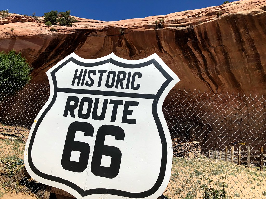 Route 66 Through New Mexico – A Lot of Love & A Little Disappointment