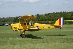 G-BPHR / A17-48 de Havilland DH-82A (DHA45) Popham 040514