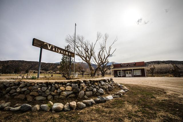 Valyermo Post Office