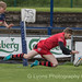 Augustin Slowik scores his first try of the afternoon for Jersey Reds-9274