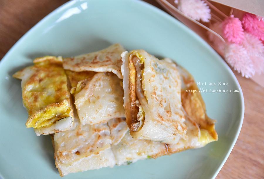 台中文華高中蛋餅 傳統古早味早餐04