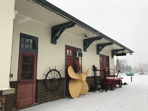 Owen Sound visitor centre