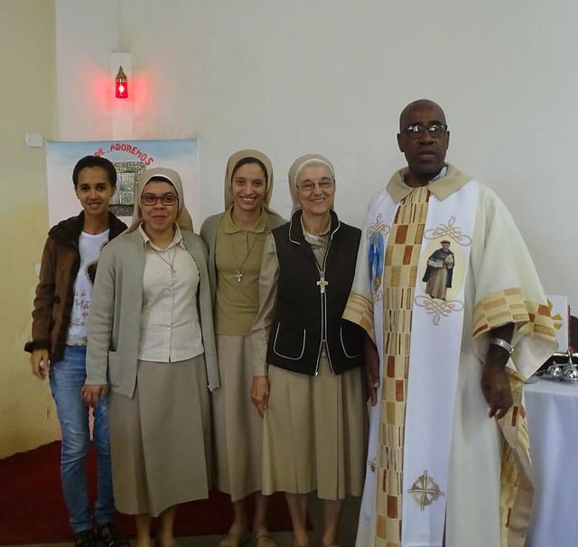 Irmã Clara - 50 anos de vida religiosa.
