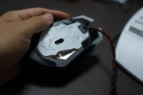 テンモス 静音大型左右対称ゲーミング有線マウス N2レビュー