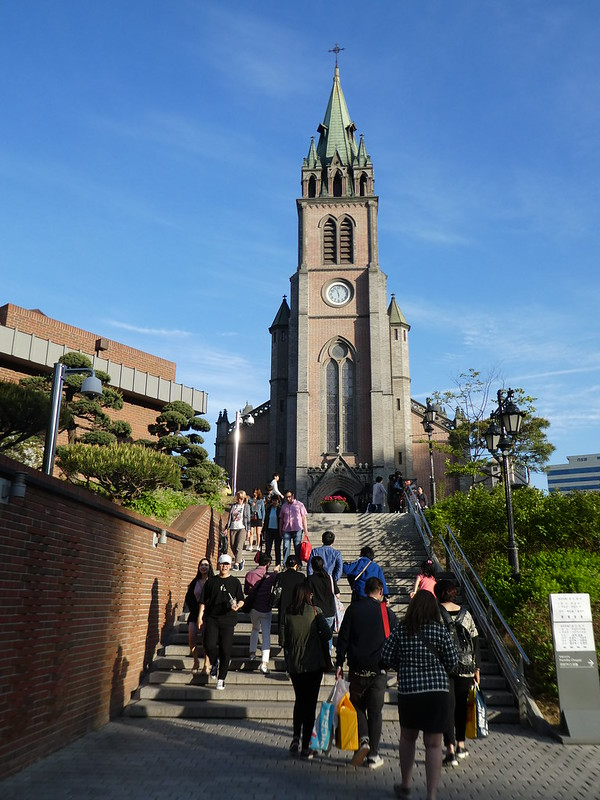 Myeongdong Catholic Cathedral, Seoul