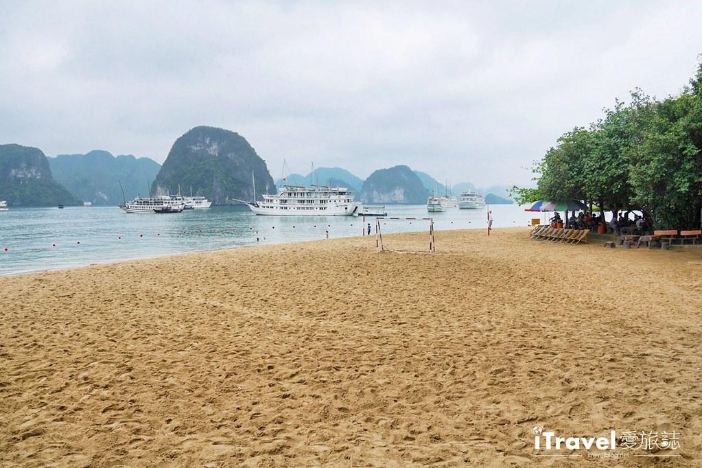 越南下龙湾天堂岛 (14)