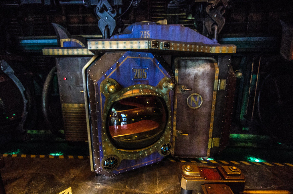 20000 Leagues Under the Sea TDS