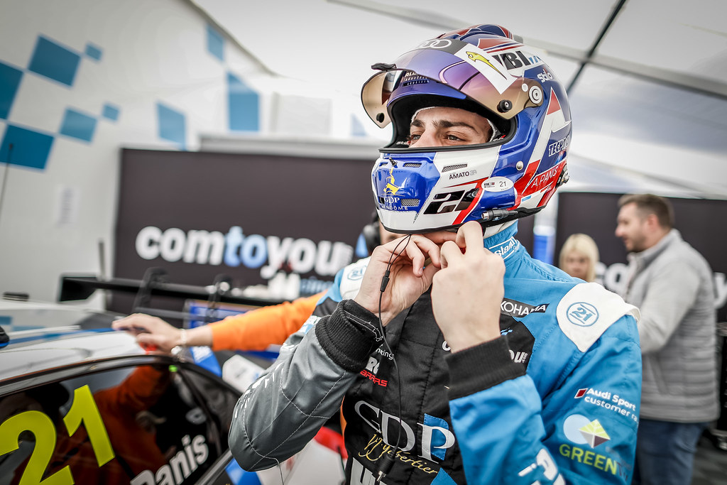 PANIS Aurelien (FRA), Comtoyou Racing, Audi RS3 LMS, portrait during the 2018 FIA WTCR World Touring Car cup of Nurburgring, Nordschleife, Germany from May 10 to 12 - Photo Florent Gooden / DPPI