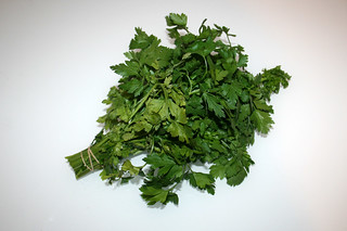 04 - Zutat Petersilie / Ingredient parsley