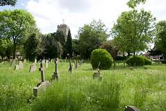St Leonard's Churchyard and Heston Cemetery