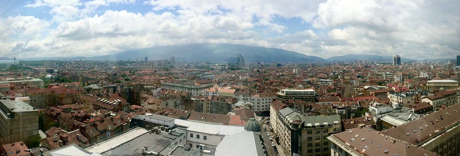 201705 - Balkans - View from Lunch of Sofia - 16 of 101 - Sofia - Oborishte - Sofia, May 21, 2017