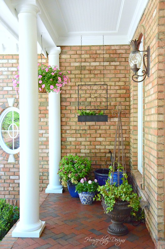 Spring Porch 2018-Housepitality Designs
