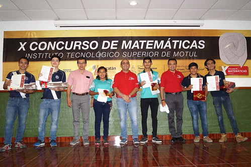 X Concurso de Matemáticas