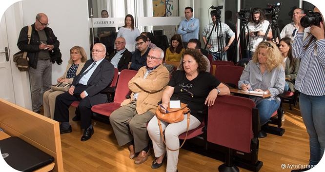 Los vecinos del Mar Menor se movilizarán para exigir la regeneración de la laguna salada