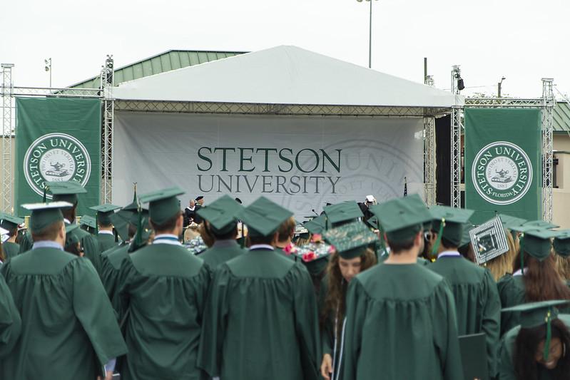 2018 Undergraduate Commencement Ceremony