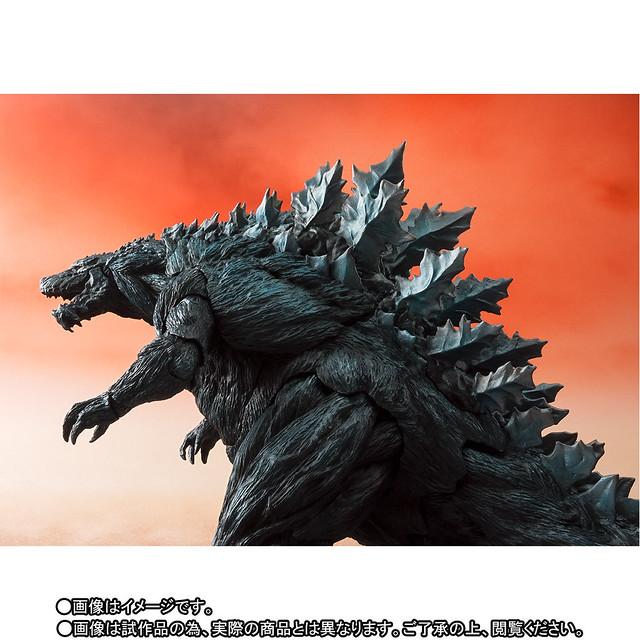 究極的哥吉拉再臨! S.H.MonsterArts《GODZILLA 決戰機動增殖都市》哥吉拉・Earth(ゴジラ・アース)【魂商店】