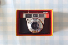 Camera of the Day - Kodak Retinette IB Type 037 ( 'Fat Boy' )