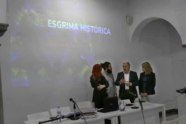 CONFERENCIA LA ESGRIMA HISTÓRICA 3