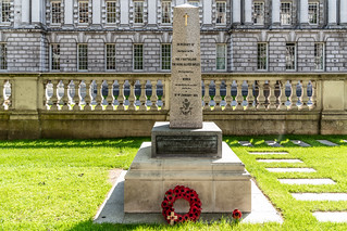 Korean War Memorial [Belfast City Hall]-140323