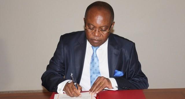 """Manuel Augusto afirmou que atitude """"prejudicou o bom nome de Angola"""" - Créditos: Ministério de Relações Exteriores de Angola"""