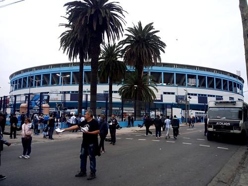 Estadio de Racing Club  Presidente Perón