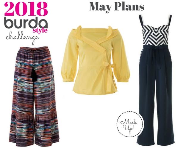 Meg May Plans 1