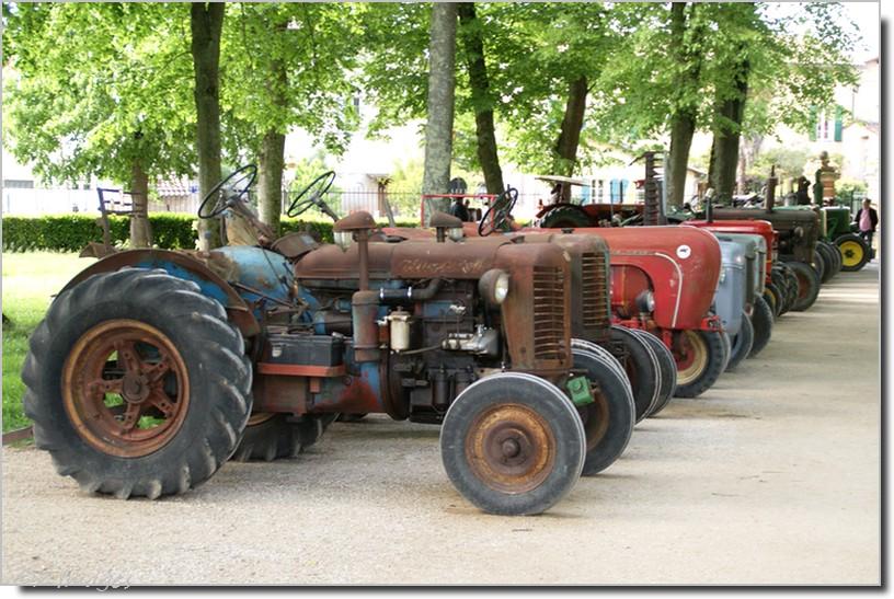 Exposition de tracteurs 2018