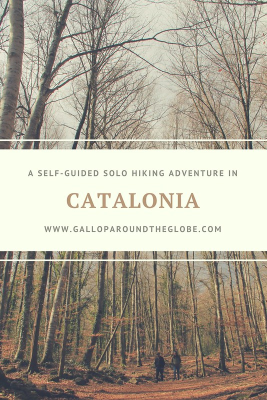A SELF-GUIDED SOLO HIKING ADVENTURE IN CATALONIA