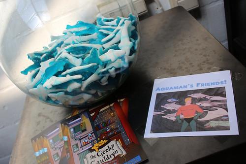 Free Comic Book Day at Mekanik