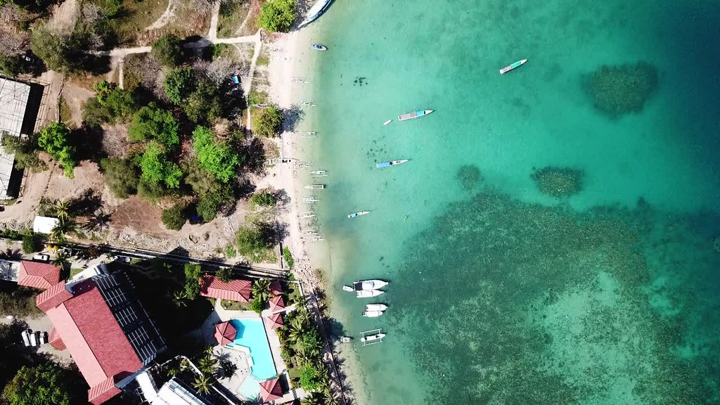 Pede Beach, Labuan Bajo, Flores