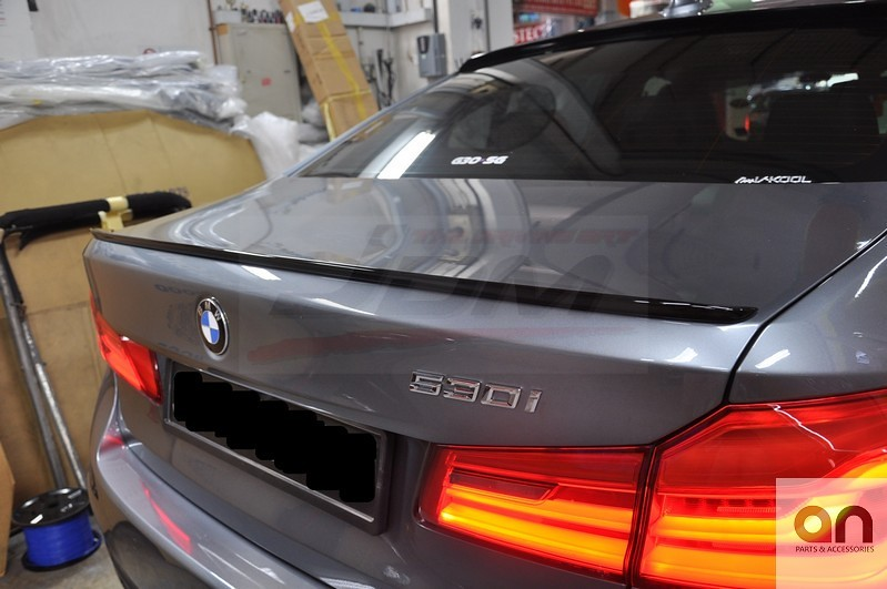 NEW!!! BMW M5 F90 Spoiler For BMW 5 Series G30 | BMW SG