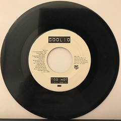 COOLIO:GANGSTA'S PARADISE(RECORD SIDE-B)
