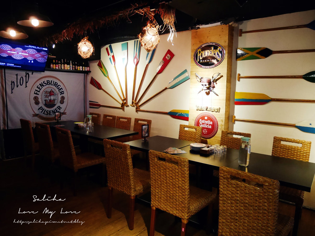 台北東區ABV加勒比海餐酒館 (8)