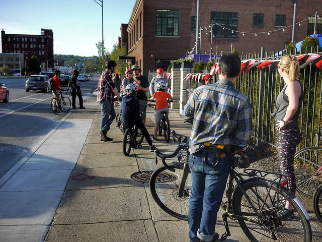 Bike Month Kickoff Party