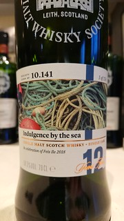 SMWS 10.141 - Indulgence by the sea