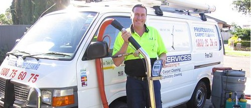 Carpet Steam Cleaning in Adelaide