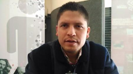 01.- Rodolfo Alonso Vidales, alias El Rodo, nefasto ex líder de la FEUD, quiere seguir imponiendo su voluntad en esta organización estudiantil.