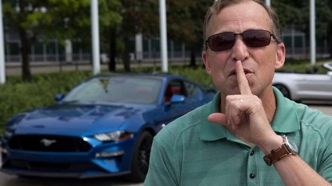 【圖一】Ford工程師團隊研發出安靜聲浪模式(Quiet Exhaust Mode)和業內首創的安靜模式排程系統,在Ford Mustang工程...
