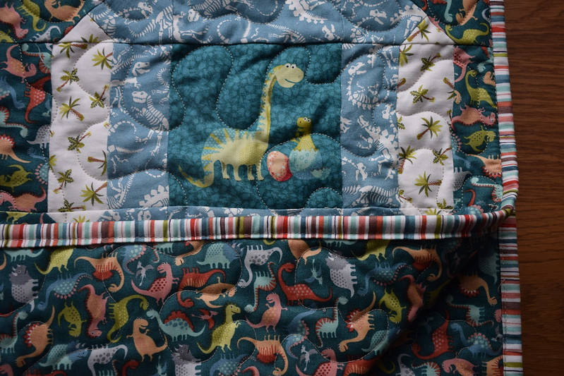 Octosaurus Rex (Quilt Now May18)