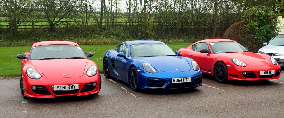 Bought a Cayman GTS 981 instead of 997 GTS  Odd choice  - Page 1