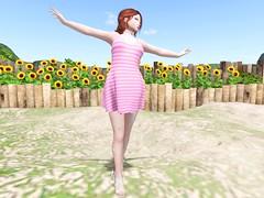 [satus Inc] Erica Summer Dress
