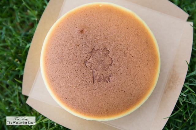 Whole Keki Original Bouncy Cheesecake