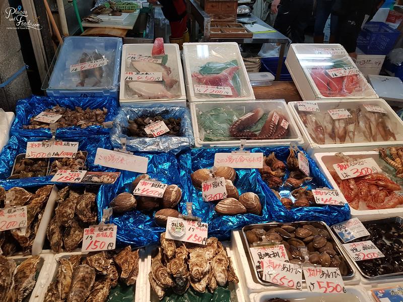 nijo market oyster