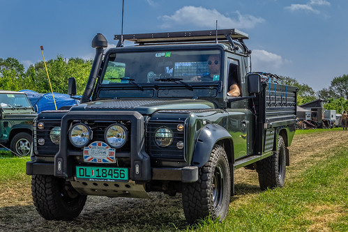 30 jaar Land Rover Club Holland - 30 Yrs LRCH - Havelte