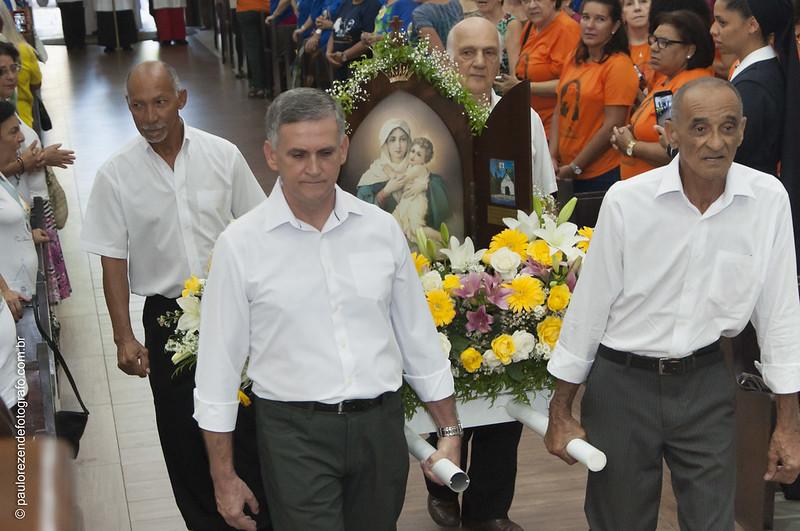 Celebração do Ano Kentenich na Arquidiocese de Niterói - 05/05/2018