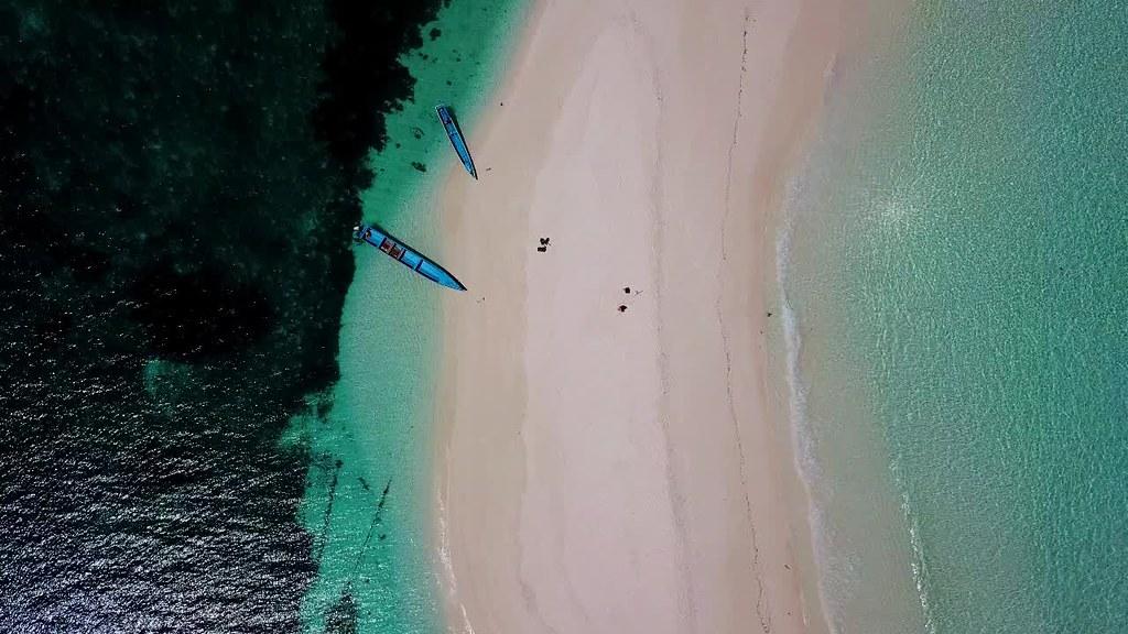 Ngurtafur Beach, Kei Kecil Island, Maluku Tenggara, Moluccas