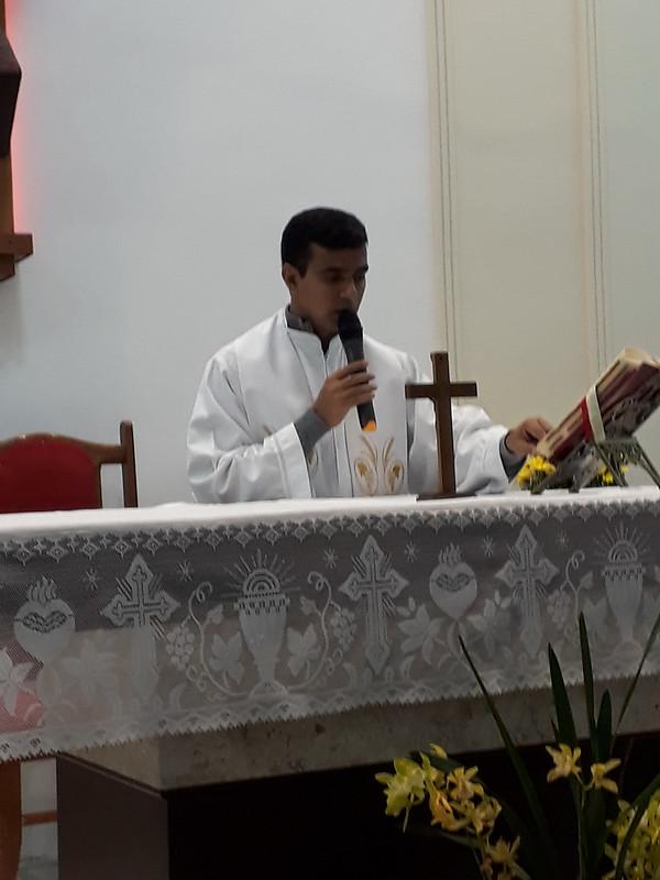 Missa 2° Dia da Novena