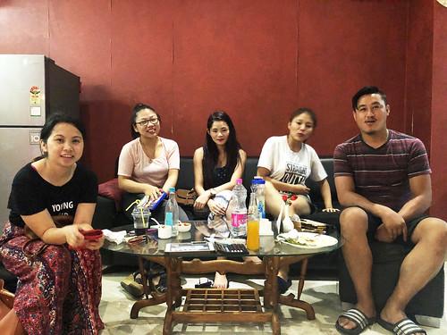 City Hangout - Lhasa Restaurant, Ramesh market